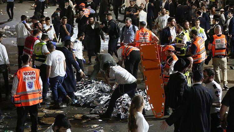 İsrail'de Lag B'Omer Bayramı kutlamalarında facia! Çok sayıda ölü ve yaralı var - Sayfa 2