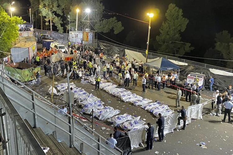 İsrail'de Lag B'Omer Bayramı kutlamalarında facia! Çok sayıda ölü ve yaralı var - Sayfa 4