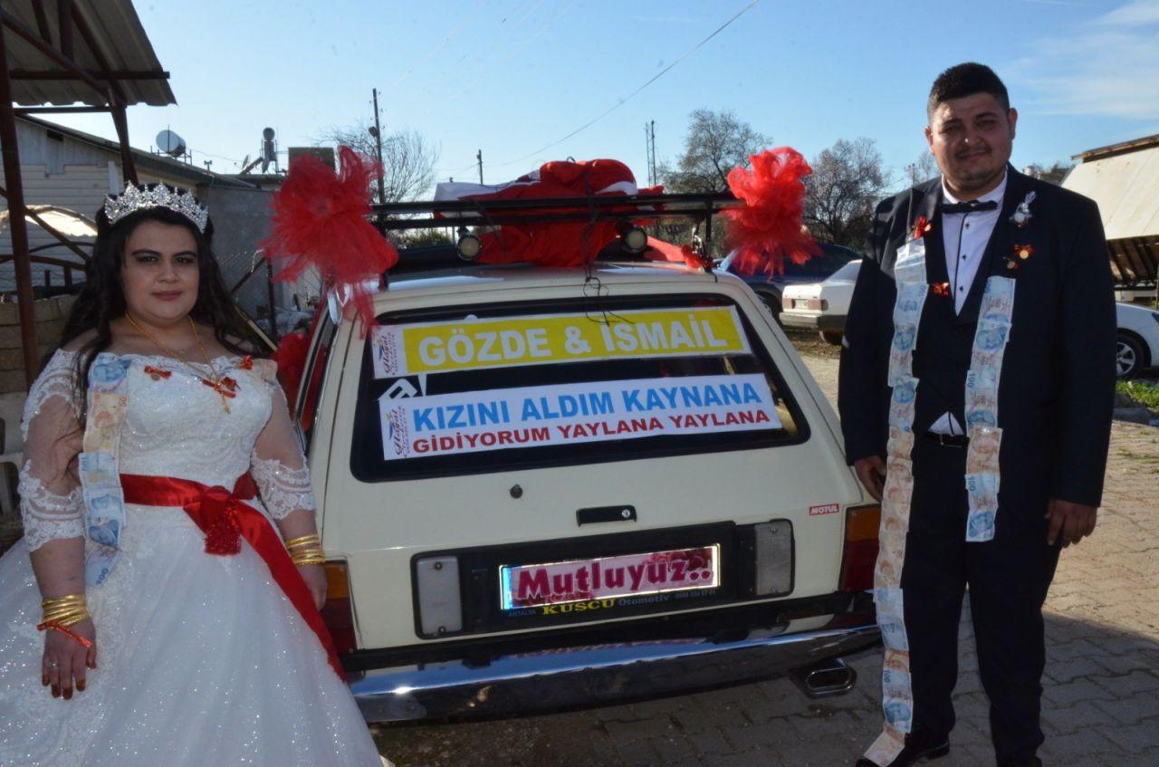 """Dirftli evlilik teklifine gelen ceza, gelin arabasını sattırdı! Damat: """"Keşke yapmasaydık"""" video - Sayfa 1"""