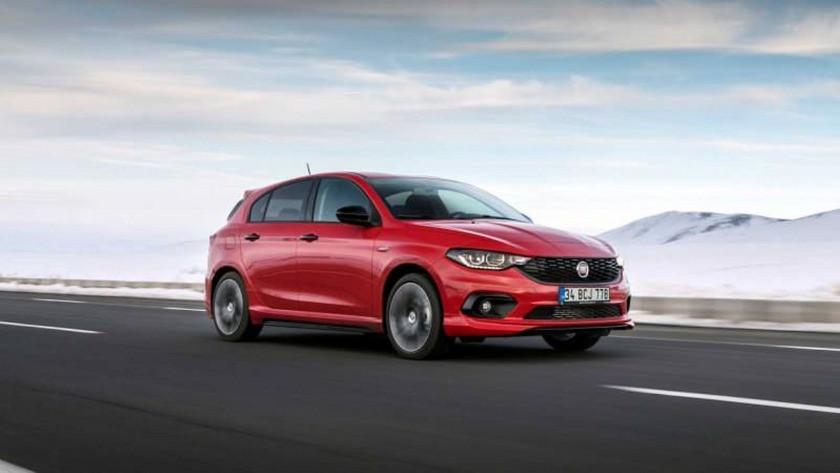 2021 model Fiat Egea Hatchback fiyatları düştü