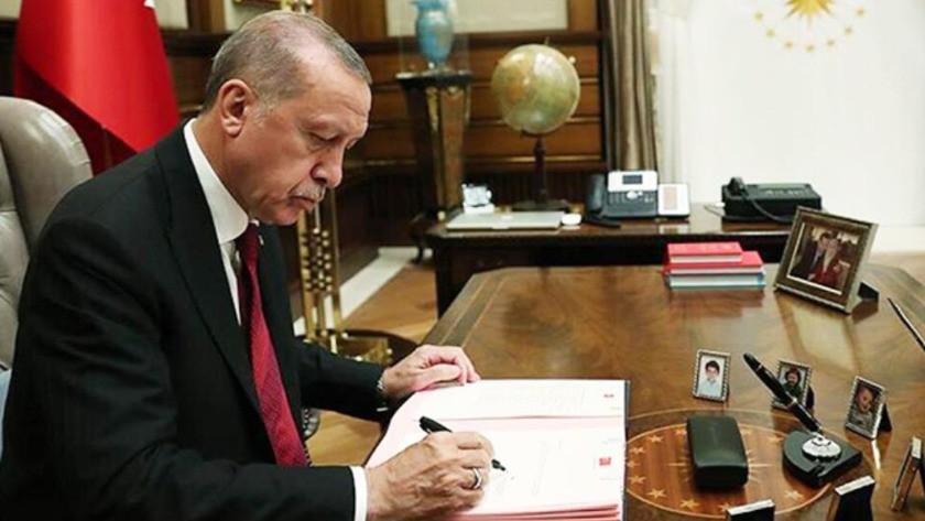 Resmi Gazete'de yayımlandı: Cumhurbaşkanı Erdoğan'dan 'İnsan Hakları Eylem Planı' genelgesi