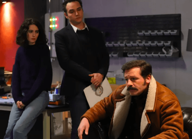 Teşkilat'taki Pınar'ın dikkat çeken pozlarına yorum yağdı! - Sayfa 1