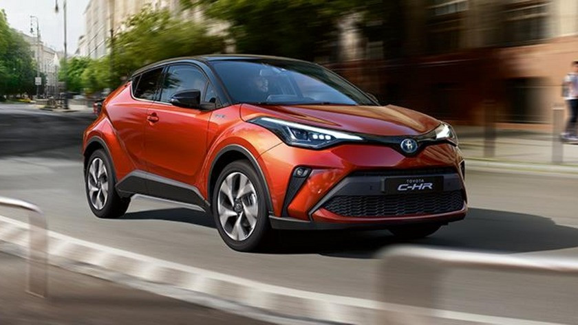 Toyota C-HR Hybrid fiyatlarında 110 bin TL'lik indirim