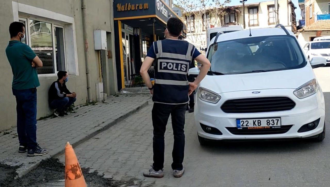"""Karantina firarisi markete giderken polislere yakalanınca """"Artık ekmek de yemeyeceğim"""" dedi! video - Sayfa 4"""