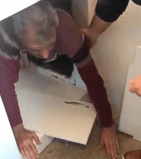 İzmir'de cinayet şüphelisi mutfak dolabındaki gizli bölmede yakalandı - Sayfa 2