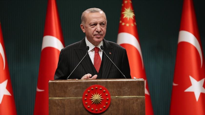 Erdoğan: Sömürüye fırsat vermeyeceğiz