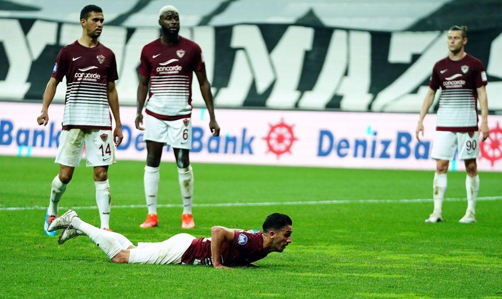 Beşiktaş Hatayspor Maçı Geniş Özeti ve Golleri İzle | Beşiktaş gol oldu yağdı! Maçtan kareler - Sayfa 2