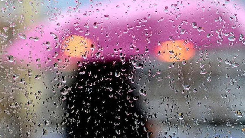 Meteoroloji'den sağanak yağış uyarısı! 3 Mayıs Pazartesi hava durumu