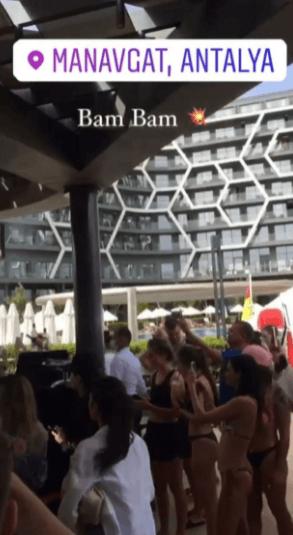 Antalya'da otelde çekilen korona partisi görüntüleri 'pes' dedirtti - Sayfa 3