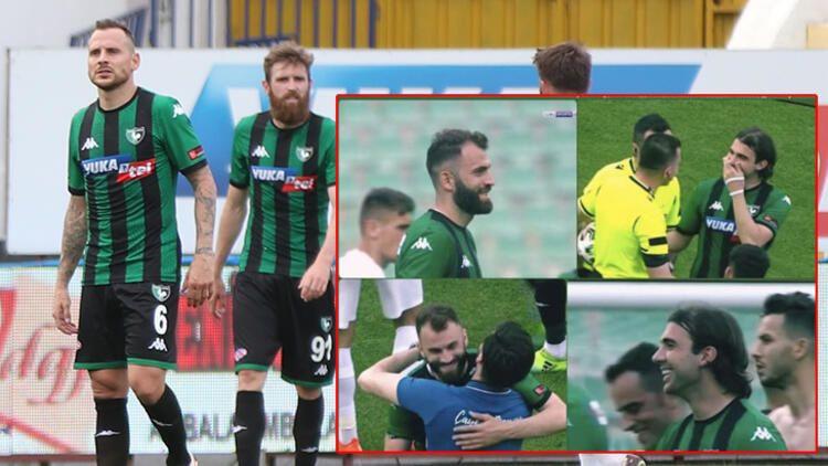 Denizlispor küme düştü, futbolcuların görüntüsü olay oldu! İşte tepki toplayan o görüntüler - Sayfa 1