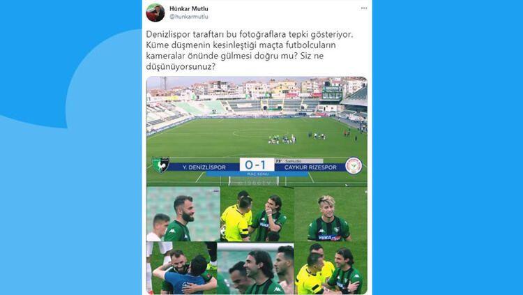 Denizlispor küme düştü, futbolcuların görüntüsü olay oldu! İşte tepki toplayan o görüntüler - Sayfa 4