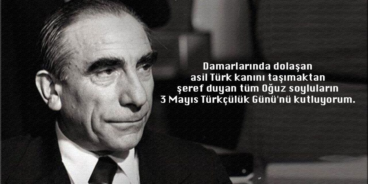 3 Mayıs Türkçülük Günü resimli mesajları ve sözleri! - Sayfa 4