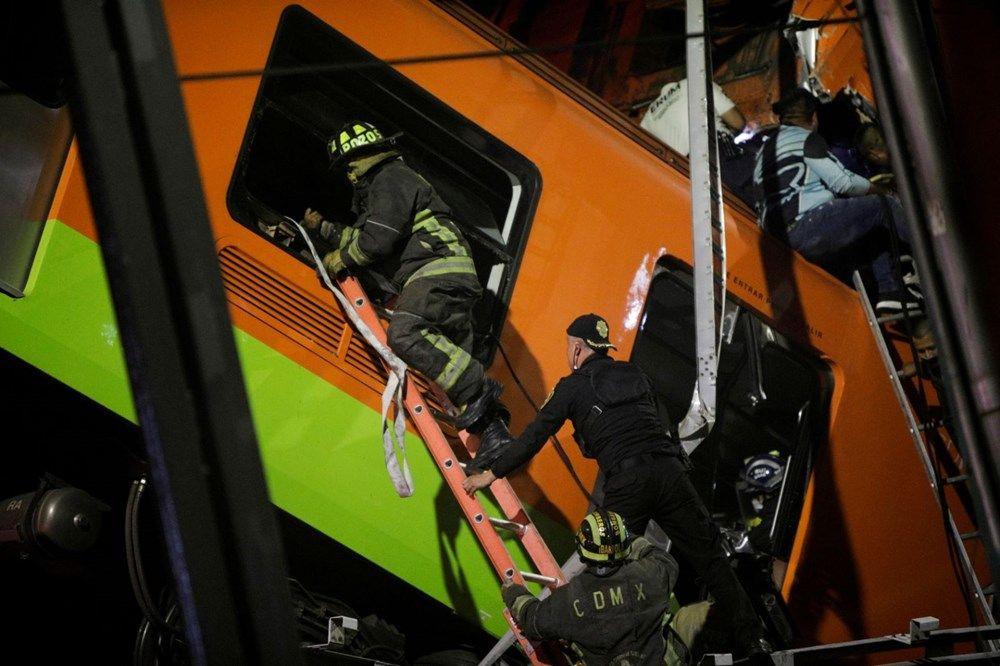 Meksika'da metro faciası: 15 kişi öldü, 70 kişi yaralandı - Sayfa 2