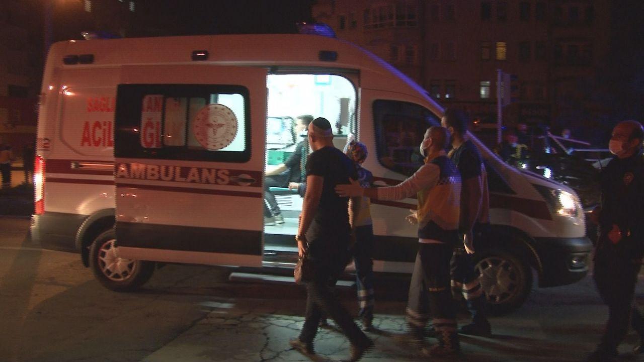 Savaş alanına dönen kaza kamerada! Kaza sonrası itfaiye görevlisi bayrağı katlayıp kaldırdı! video - Sayfa 2