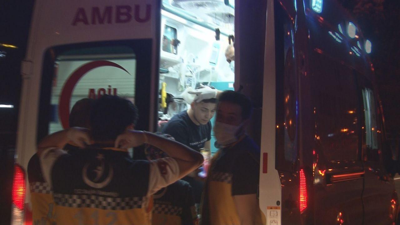Savaş alanına dönen kaza kamerada! Kaza sonrası itfaiye görevlisi bayrağı katlayıp kaldırdı! video - Sayfa 4