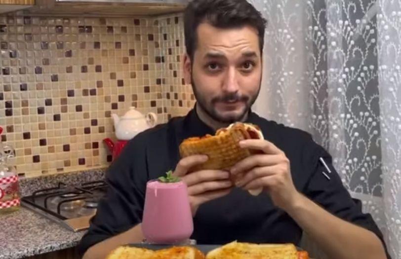 Sadece tost için kendi ekmeğini ve peynirini yaptı, sosyal medya yıkıldı - Sayfa 2