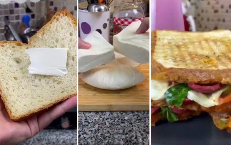 Tost için kendi ekmeğini ve peynirini yapan adama gelen haklı tepkiler - Sayfa 1