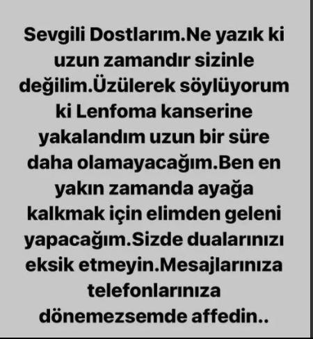 Arka Sokaklar oyuncusu Boğaç Aksoy'dan üzen açıklama: Lenfomaya yakalandım - Sayfa 4
