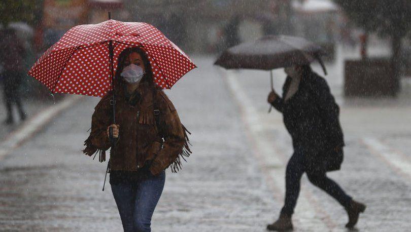 Bu bölgelerde yaşayanlar dikkat, yağışlar geri geliyor! 6 Mayıs 2021 Meteorolojiden hava durumu - Sayfa 1