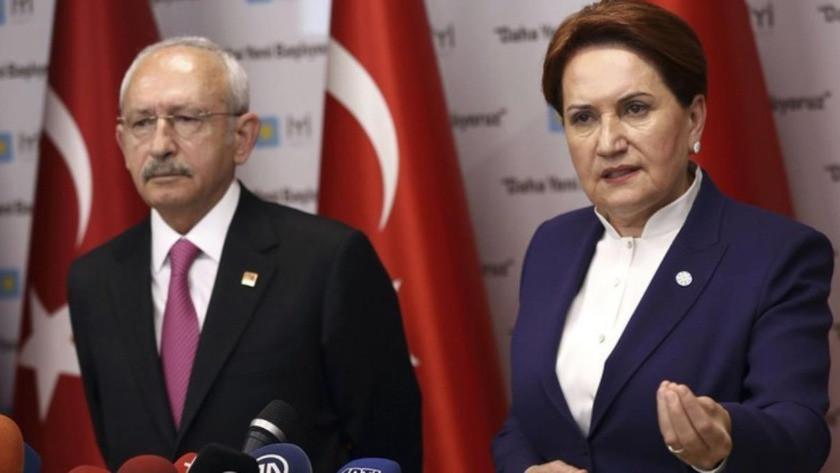 İYİ Parti Lideri Meral Akşener'den CHP'ye ittifak sitemi