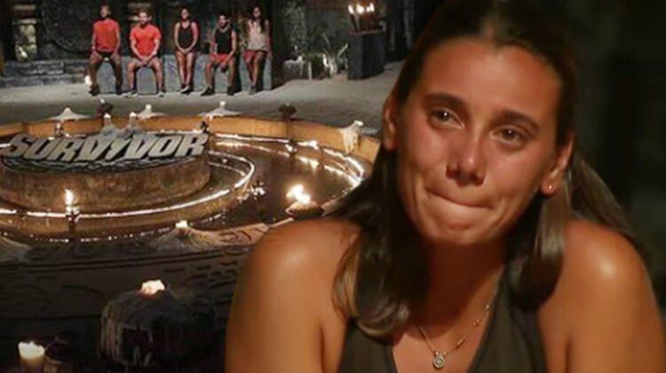Survivor'dan elenen Melis Sezer'den flaş itiraf! Tüm gerçekler ortaya çıktı - Sayfa 1