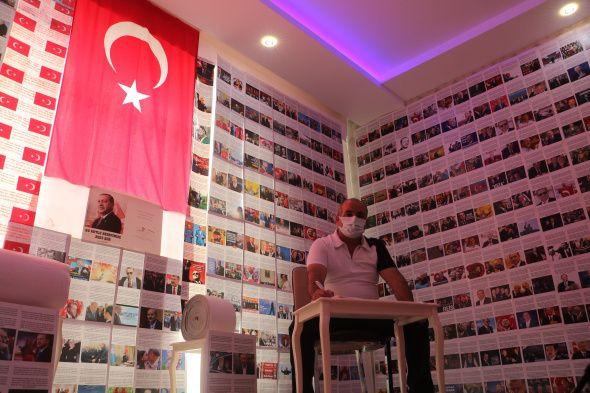 Cumhurbaşkanı Erdoğan'a 22 bin mısra şiir yazdı - Sayfa 4