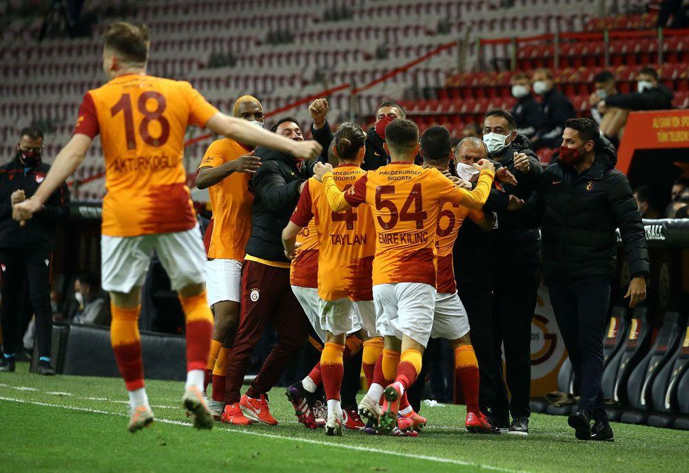 Galatasaray - Beşiktaş Maç Özeti ve Golleri İzle | Maçtan unutulmaz anlar - Sayfa 1