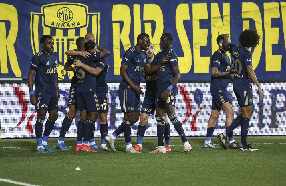 Ankaragücü -Fenerbahçe Maç Özeti ve Golleri İzle | Maçtan unutulmaz anlar - Sayfa 1
