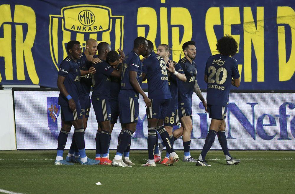 Ankaragücü -Fenerbahçe Maç Özeti ve Golleri İzle | Maçtan unutulmaz anlar - Sayfa 2