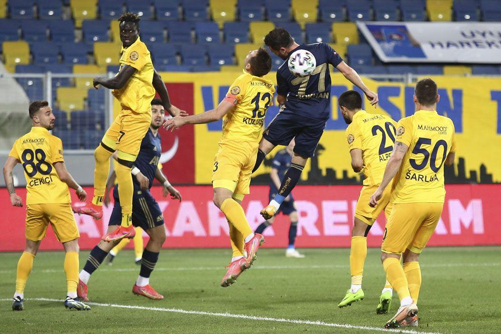 Ankaragücü -Fenerbahçe Maç Özeti ve Golleri İzle | Maçtan unutulmaz anlar - Sayfa 4