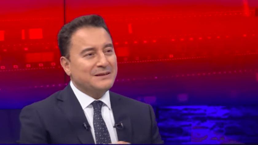 Ali Babacan'ın açıklaması sosyal medyayı salladı!