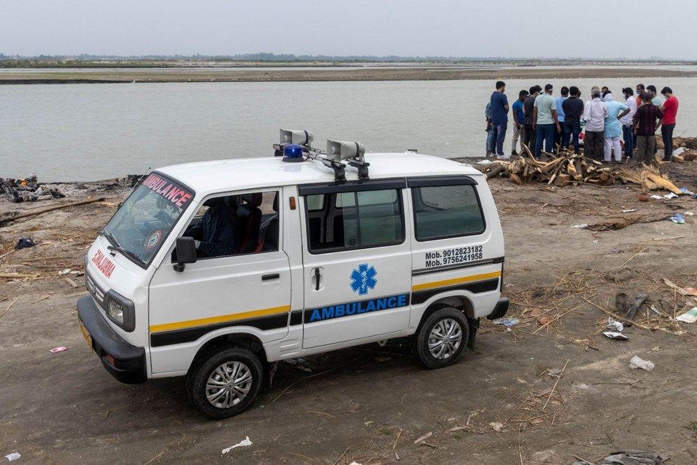 Korkunç görüntü! Koronavirüsten ölen 71 kişi kıyıya vurdu! - Sayfa 4