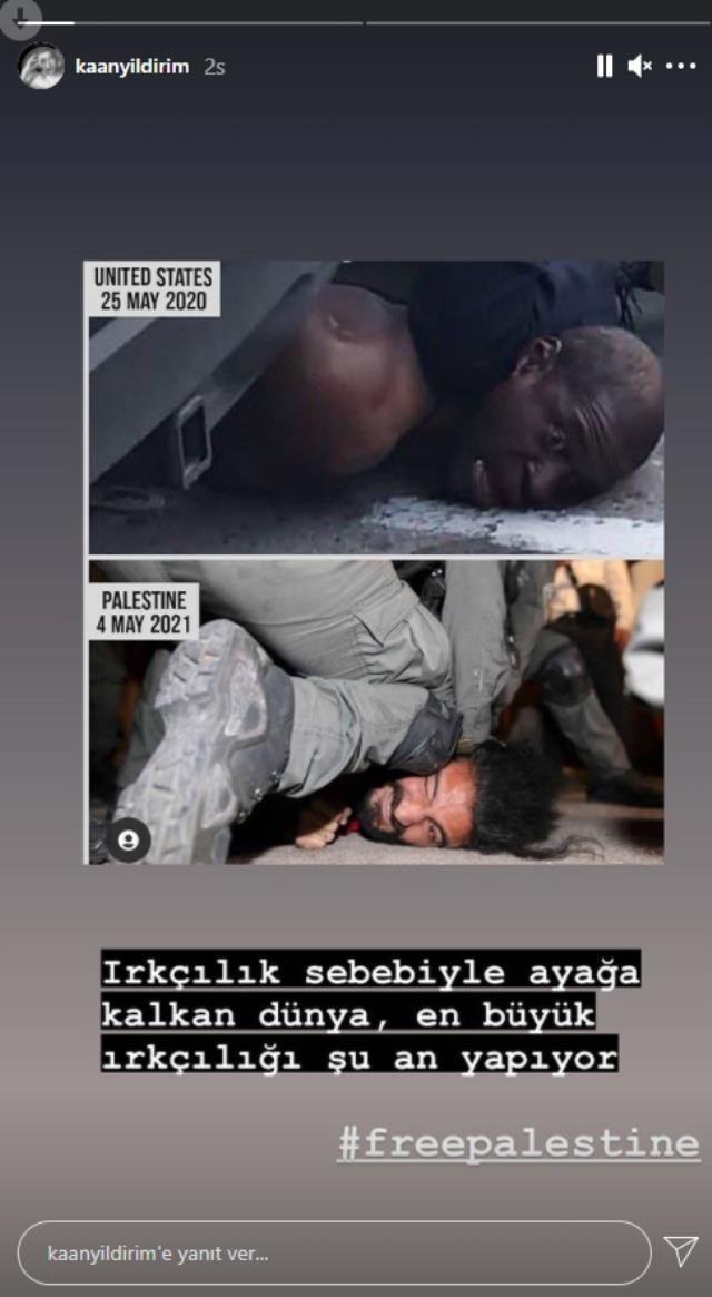 Tek yürek oldular! İşte ünlüler'den İsrail polisinin Mescid-i Aksa'ya saldırısına tepkiler - Sayfa 3