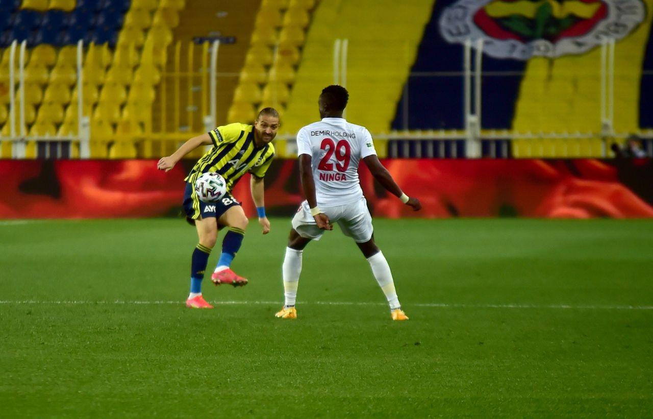 Fenerbahçe Sivasspor Maç Özeti ve Golleri İzle | Maçtan unutulmaz kareler - Sayfa 1
