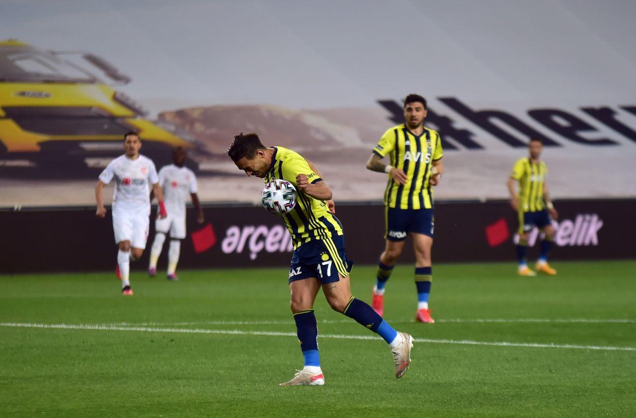 Fenerbahçe Sivasspor Maç Özeti ve Golleri İzle | Maçtan unutulmaz kareler - Sayfa 2