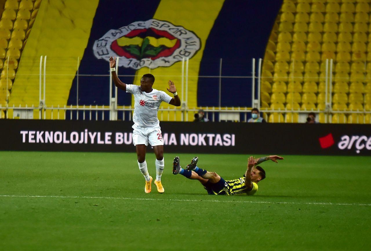 Fenerbahçe Sivasspor Maç Özeti ve Golleri İzle | Maçtan unutulmaz kareler - Sayfa 3