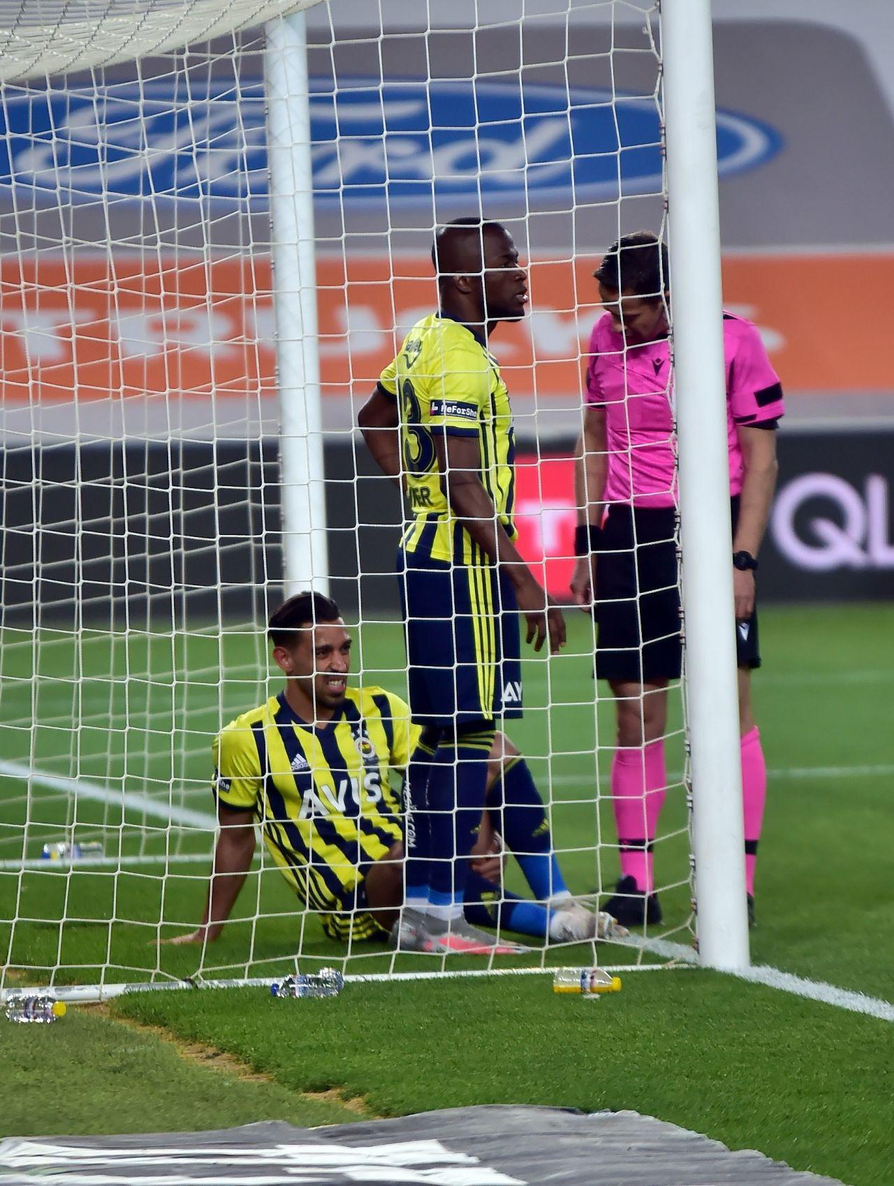 Fenerbahçe Sivasspor Maç Özeti ve Golleri İzle | Maçtan unutulmaz kareler - Sayfa 4