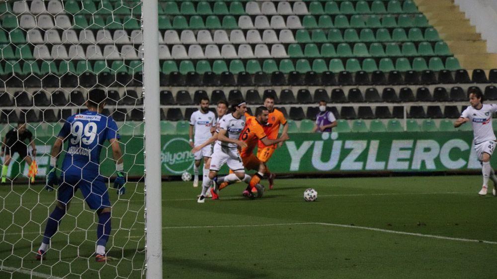 Denizlispor - Galatasaray Maç Özeti ve Golleri İzle   Maçtan unutulmaz kareler - Sayfa 1