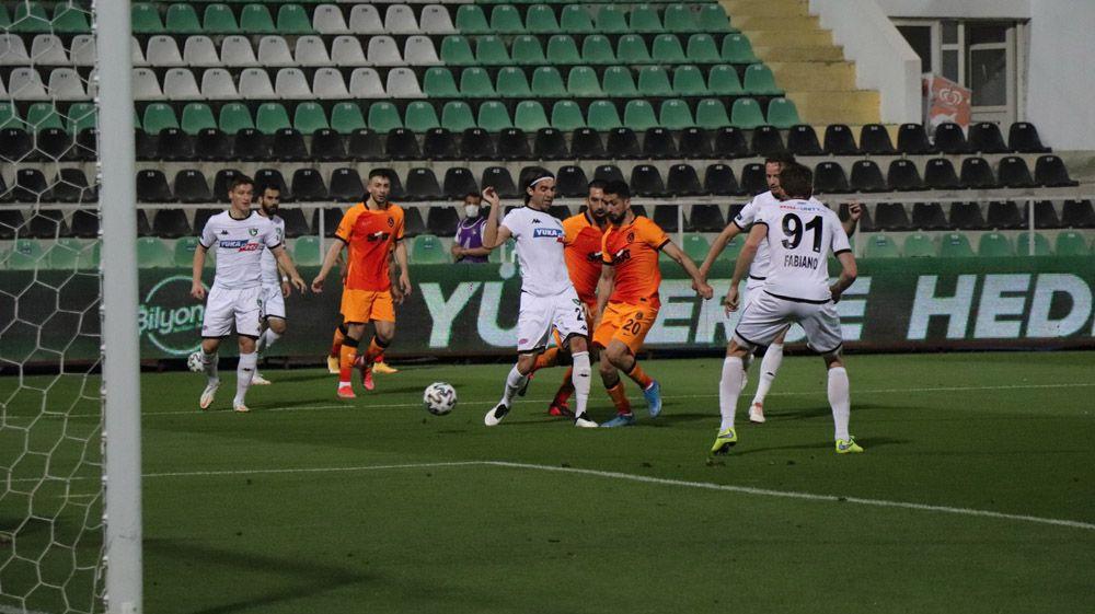Denizlispor - Galatasaray Maç Özeti ve Golleri İzle   Maçtan unutulmaz kareler - Sayfa 2