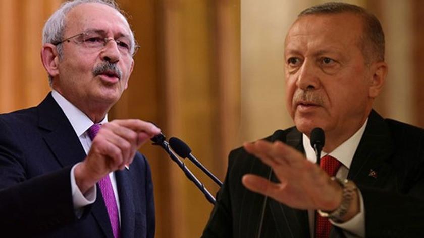 Kılıçdaroğlu'ndan Cumhurbaşkanı Erdoğan'a İsrail çağrısı