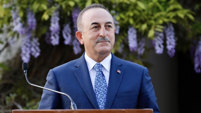 Bakan Çavuşoğlu'ndan olumlu Suudi Arabistan açıklaması!