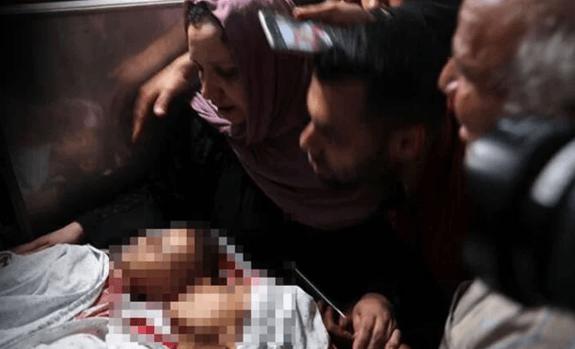 İsrail Gazze'yi havadan vurdu: 24 şehit - Sayfa 1