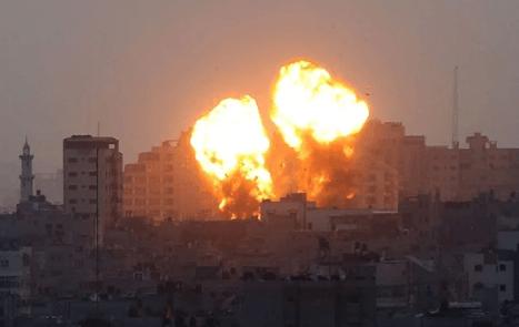 İsrail Gazze'yi havadan vurdu: 24 şehit - Sayfa 2