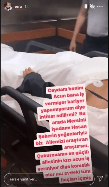 İntihar eden Ciciş Ceyda Ersoy'dan olay açıklamada Acun Ilıcalı detayı! - Sayfa 3
