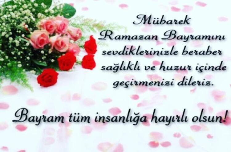 Birbirinden özel 2021 Ramazan Bayramı mesajları! İşte Resimli, Dualı Bayram Mesajları ve Sözleri - Sayfa 4
