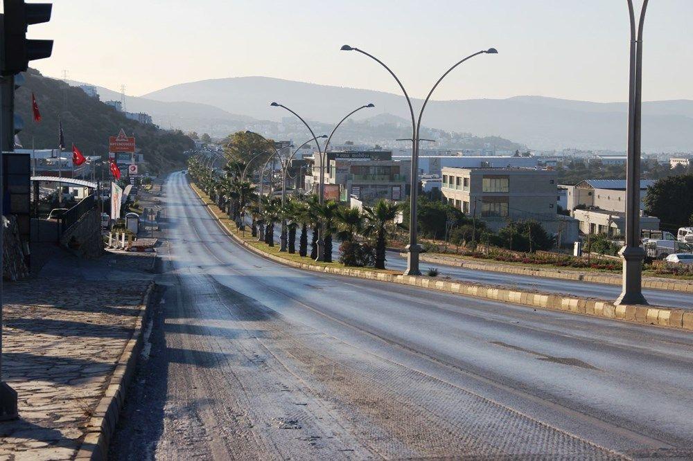 Bodrum'da sıra dışı bayram! Hayalet şehre döndü... - Sayfa 2