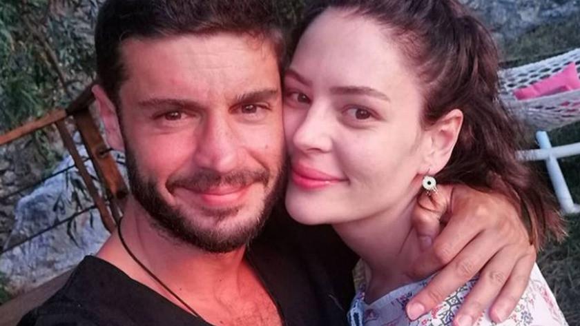 Yıldız Çağrı Atiksoy ve Berk Oktay'dan evlilik açıklaması