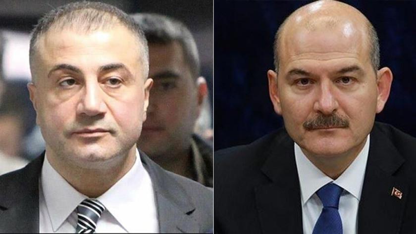 Bakan Soylu'dan Sedat Peker'in iddialarına yanıt