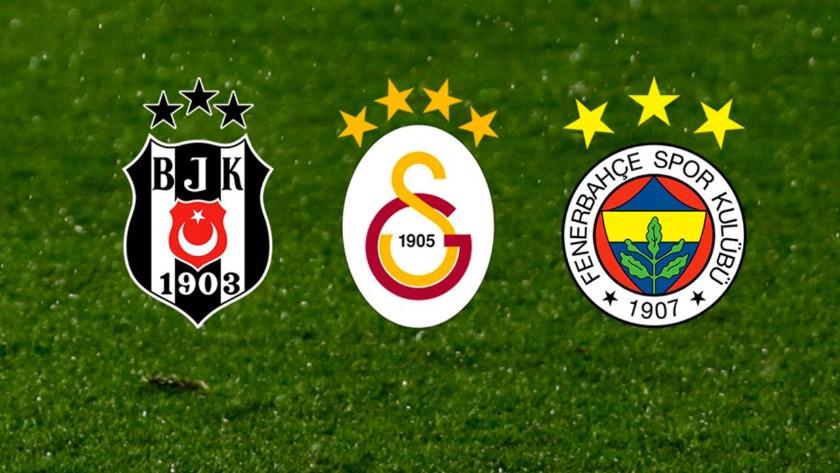 Beşiktaş, Galatasaray ve Fenerbahçe... Şampiyon takım ne kadar kazanacak?
