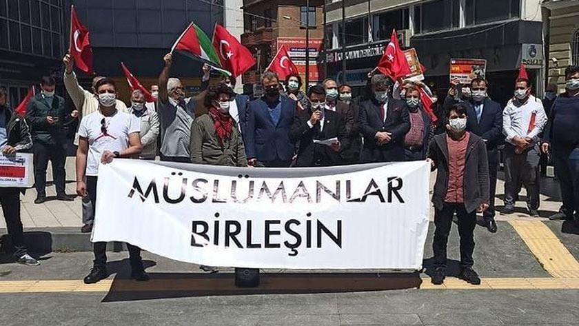 Genç Saadet'ten Erdoğan'a Filistin mektubu! Türk askeri Kudüs'e